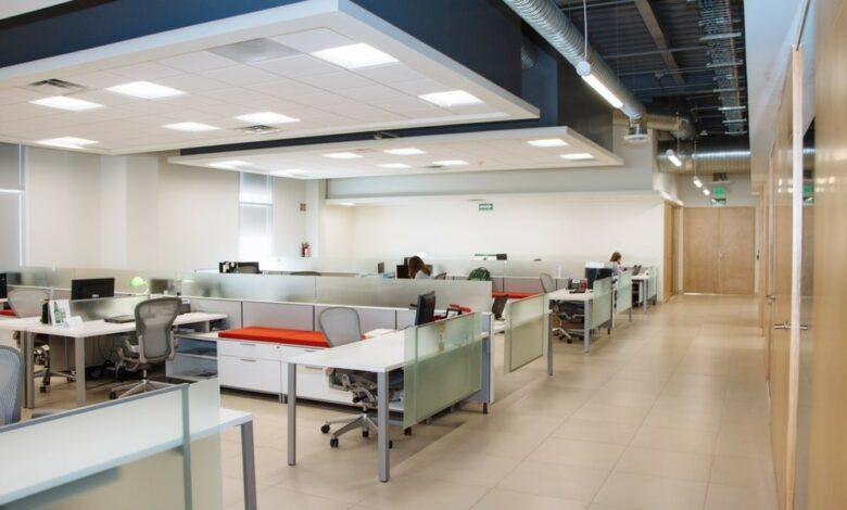 Ledpanelen als alternatief voor tl-lampen op kantoor