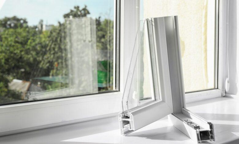 Moderne uitstraling met aluminium ramen