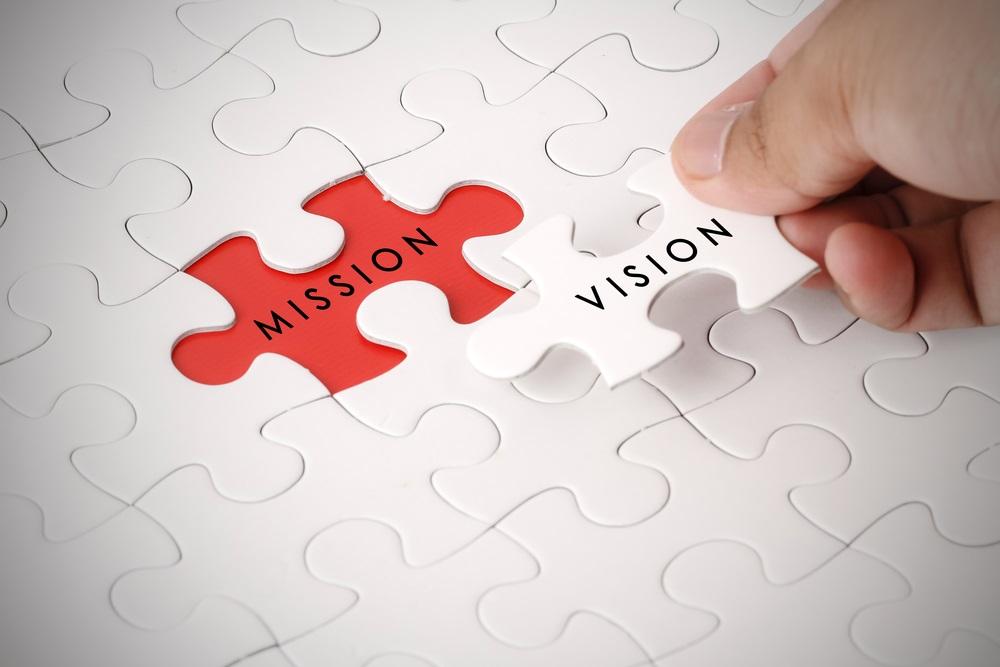 Van missie naar visie